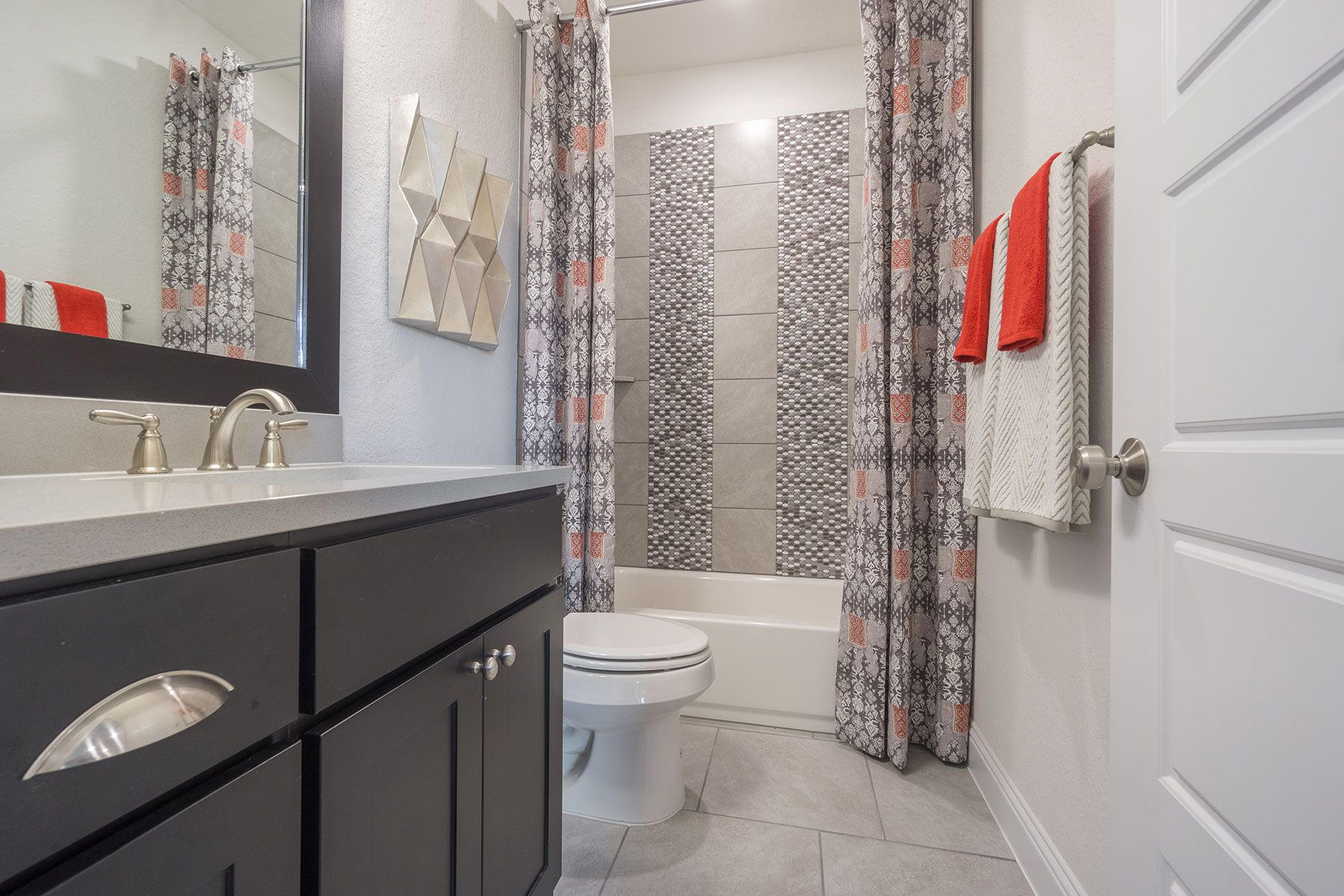 Bathroom featured in the Roseville By M/I Homes in Houston, TX
