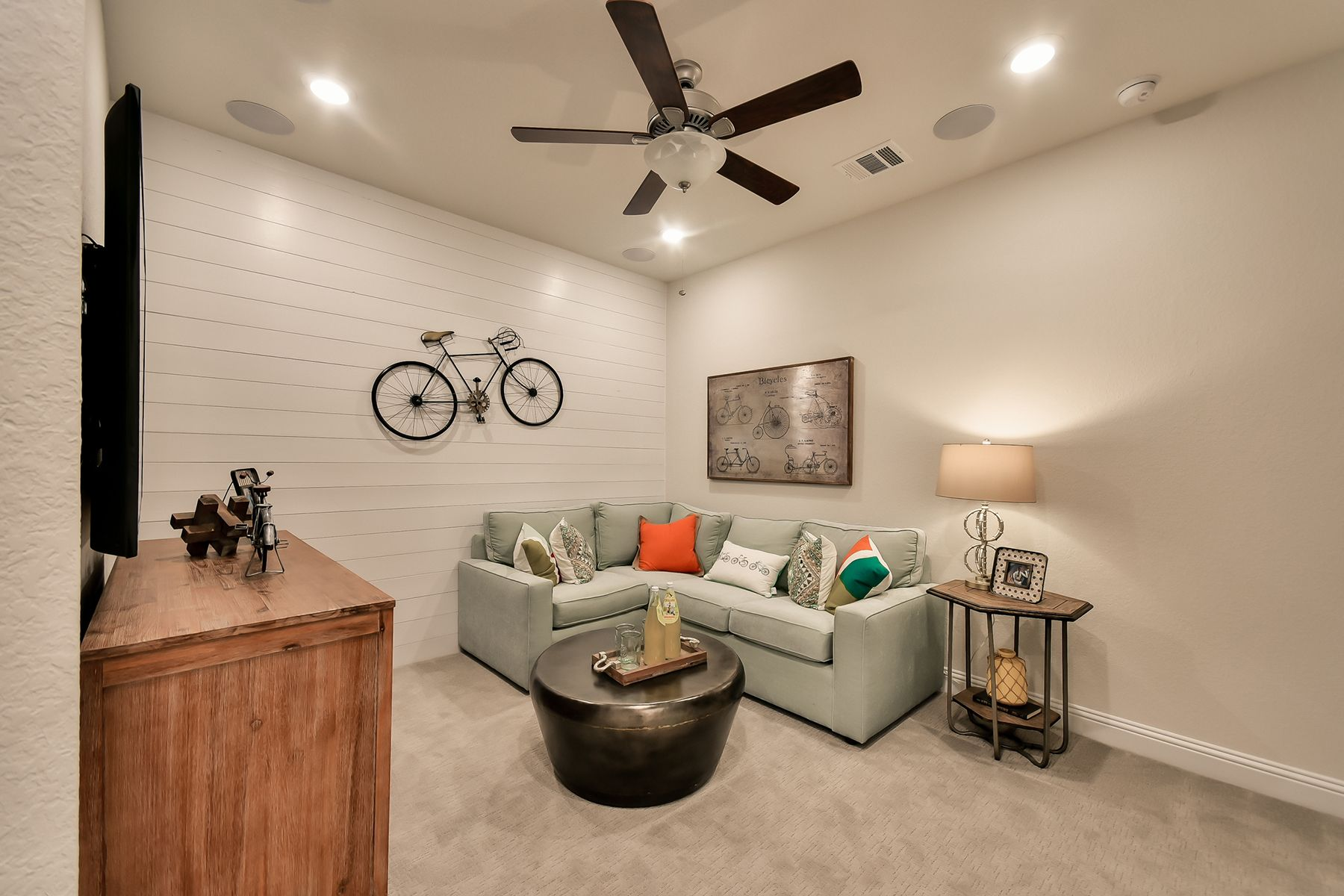 Living Area featured in the Roseville By M/I Homes in Houston, TX