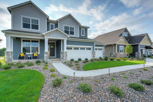 Island View Estates by M/I Homes in Minneapolis-St. Paul Minnesota