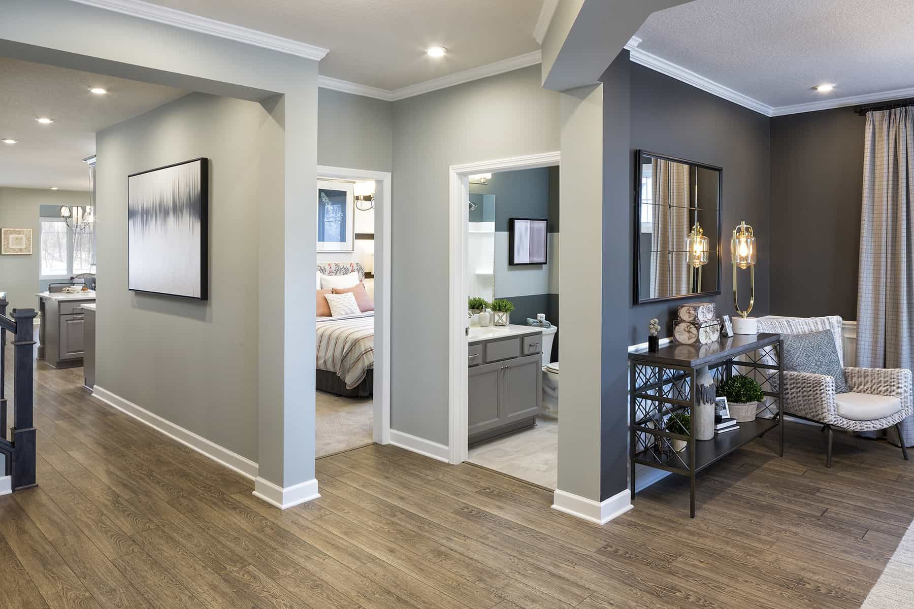 Living Area featured in the Linden II By M/I Homes in Minneapolis-St. Paul, MN