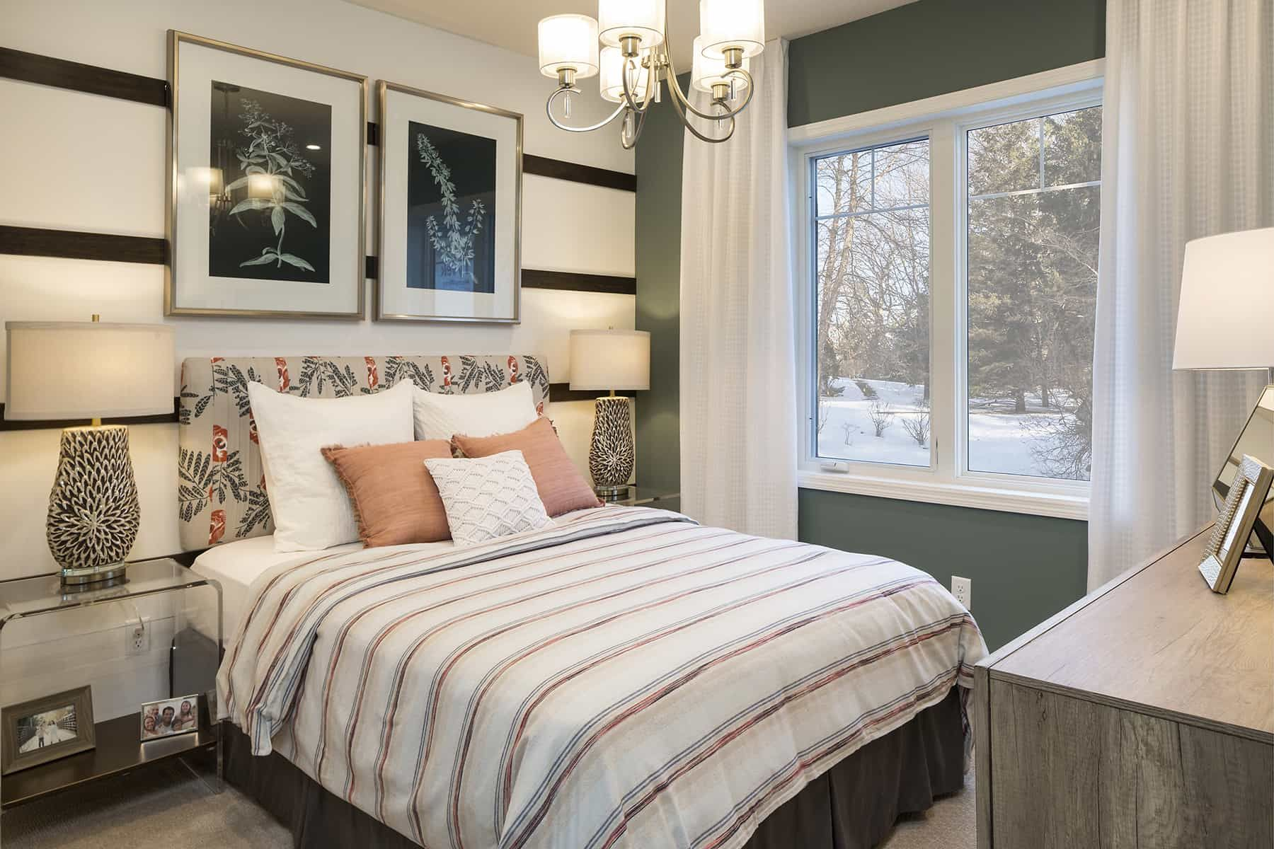 Bedroom featured in the Linden II By M/I Homes in Minneapolis-St. Paul, MN