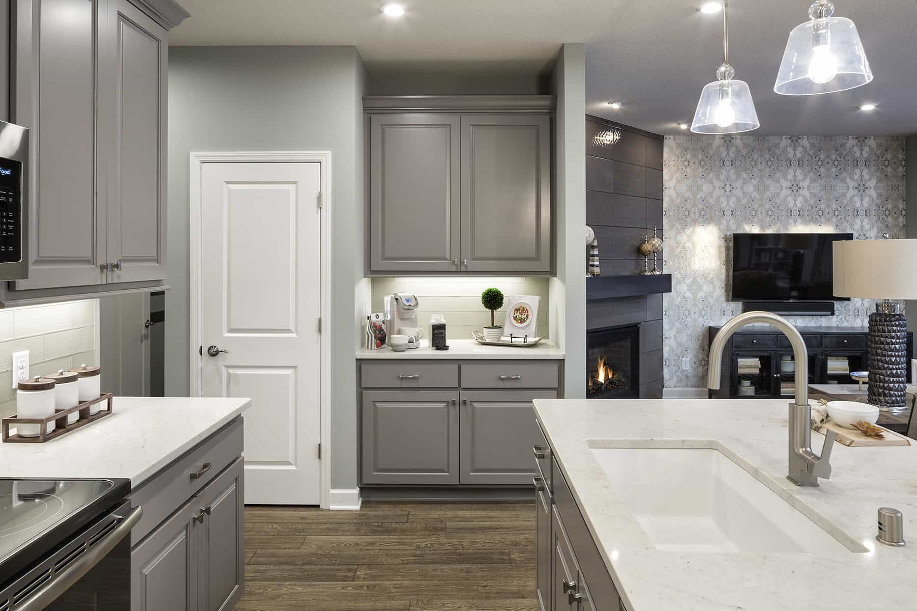 Kitchen featured in the Linden II By M/I Homes in Minneapolis-St. Paul, MN