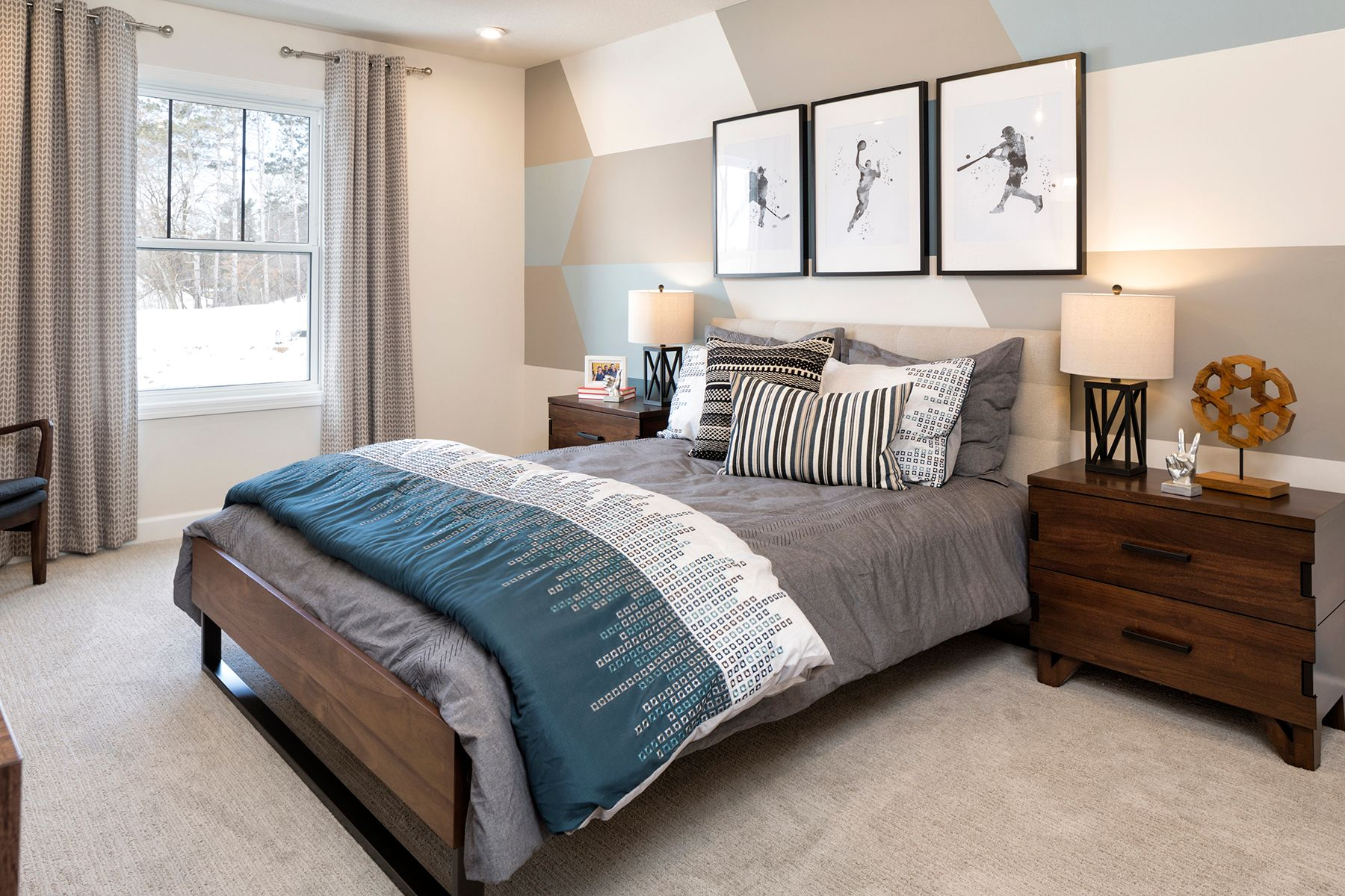 Bedroom featured in the Beckett By M/I Homes in Minneapolis-St. Paul, MN