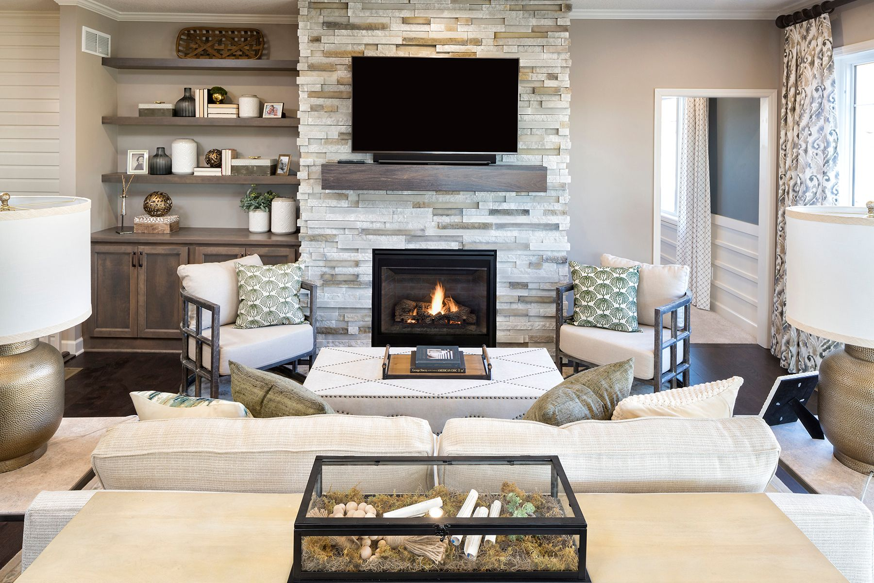 Living Area featured in the Graystone By M/I Homes in Minneapolis-St. Paul, MN