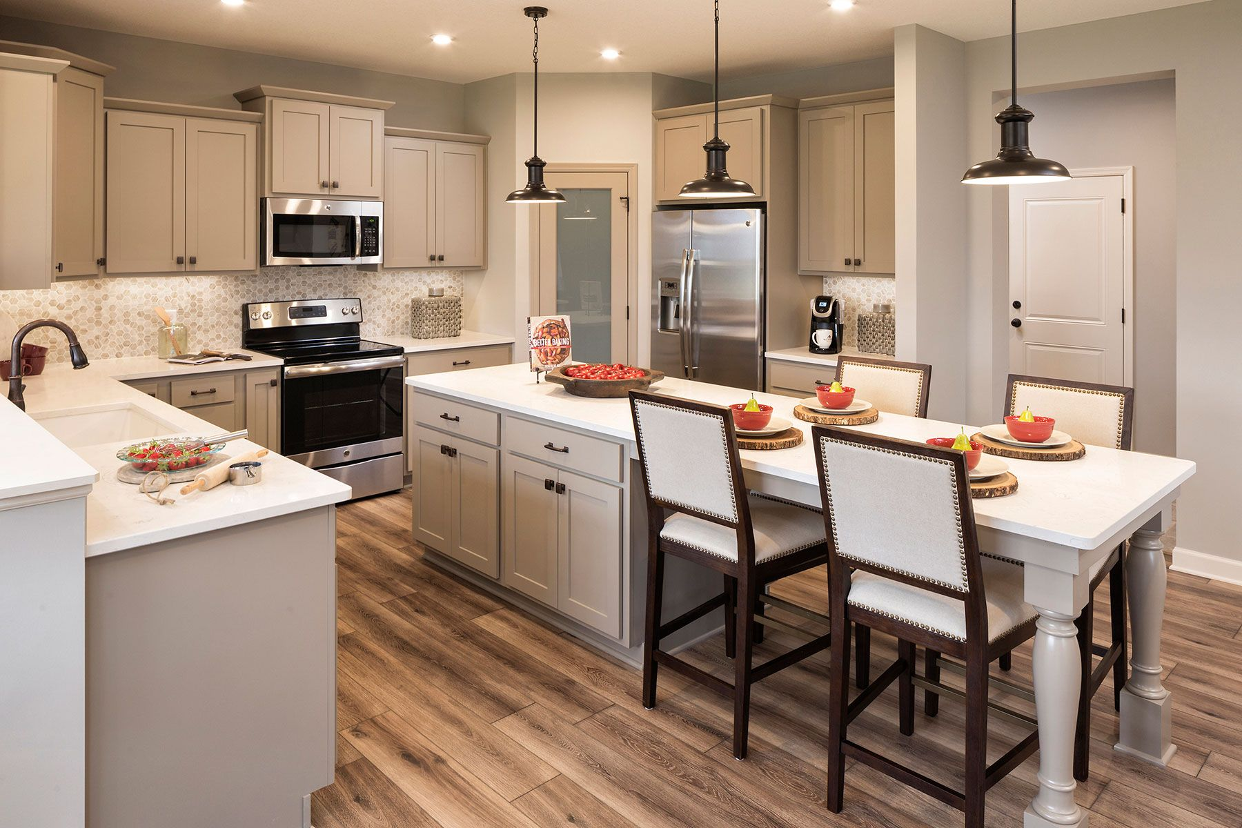 Kitchen featured in the Taylor By M/I Homes in Minneapolis-St. Paul, MN