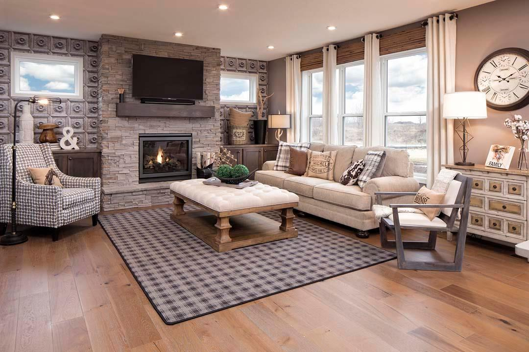 Living Area featured in the Andrew By M/I Homes in Minneapolis-St. Paul, MN
