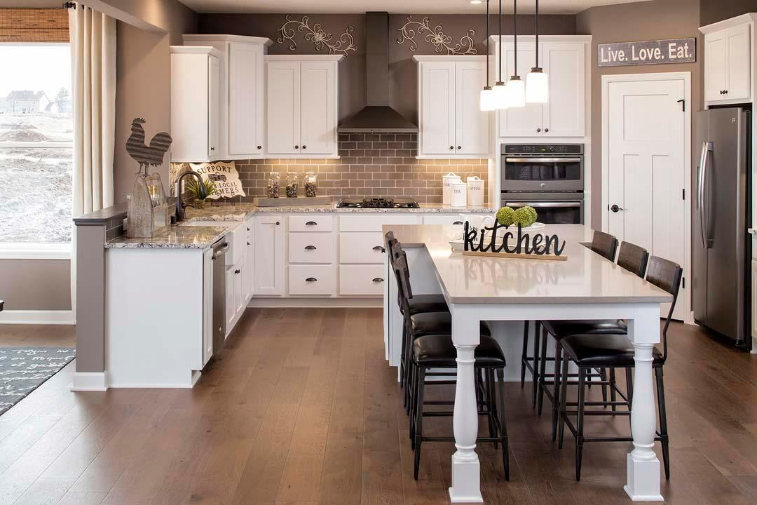 Kitchen featured in the Andrew By M/I Homes in Minneapolis-St. Paul, MN