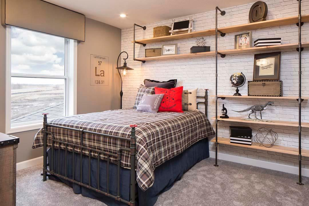 Bedroom featured in the Andrew By M/I Homes in Minneapolis-St. Paul, MN