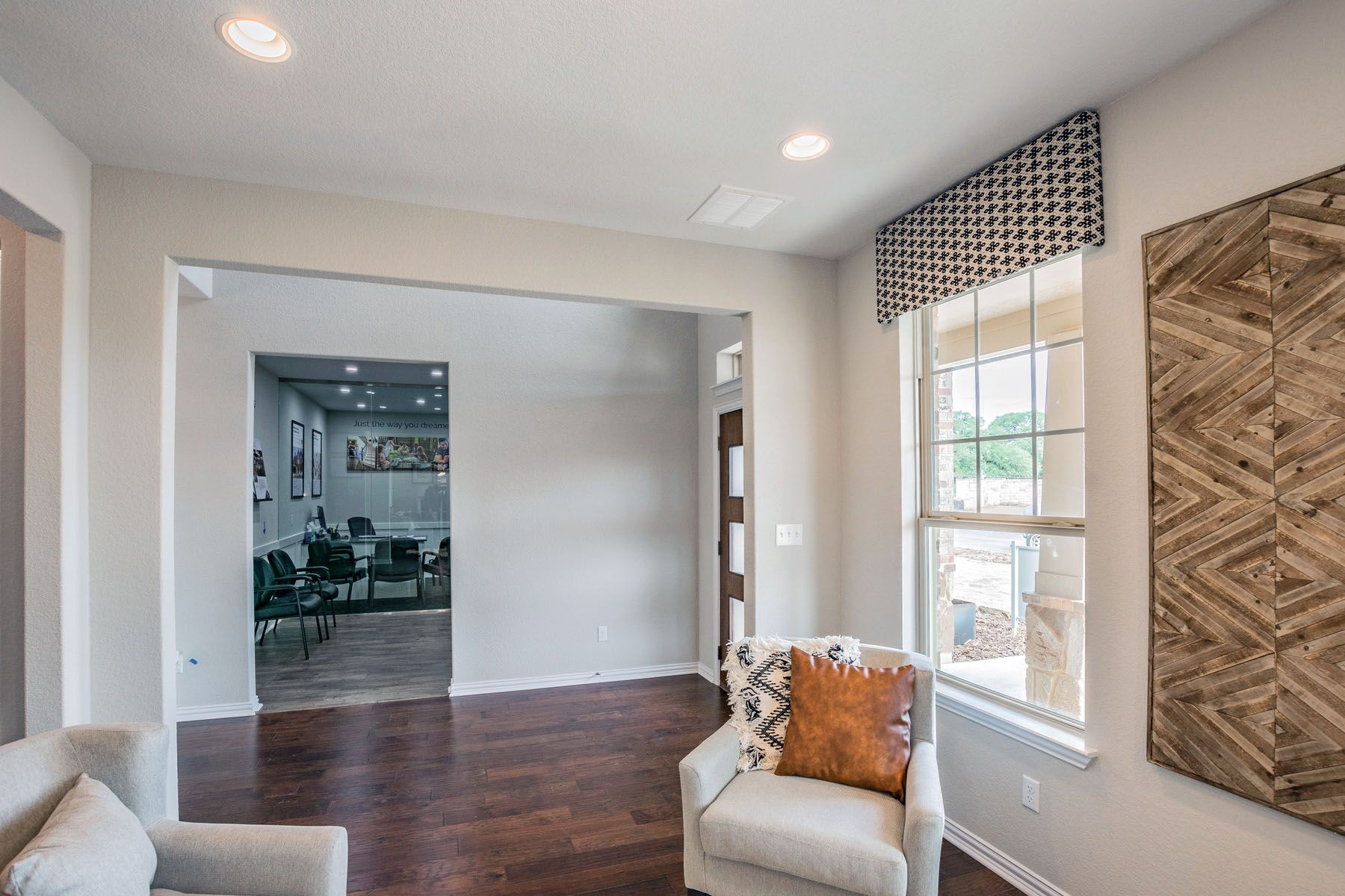 Living Area featured in the Trinity By M/I Homes in Austin, TX