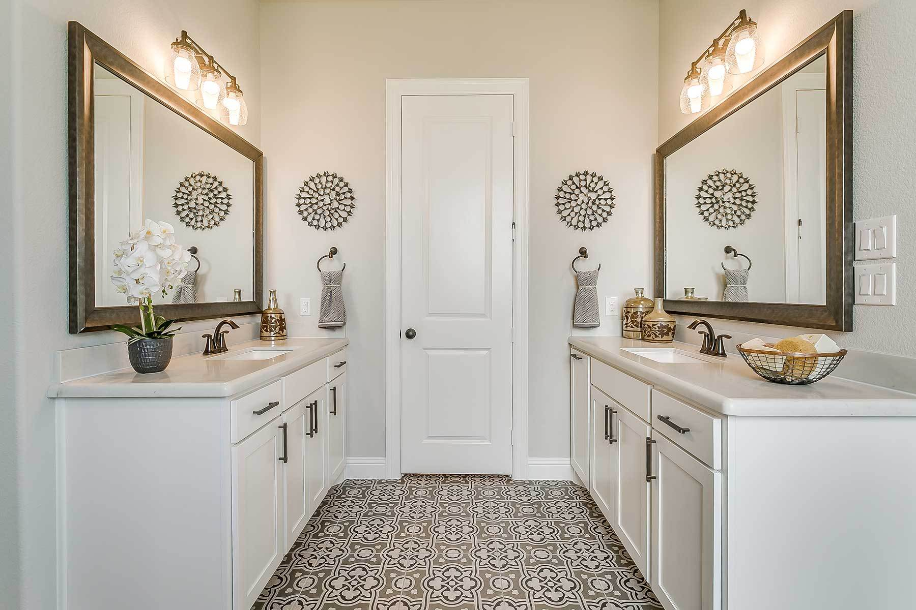 Bathroom featured in the Westridge By M/I Homes in Dallas, TX