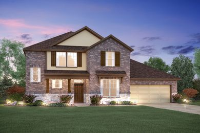 Spec Homes Quick Move In Homes In Frisco Tx