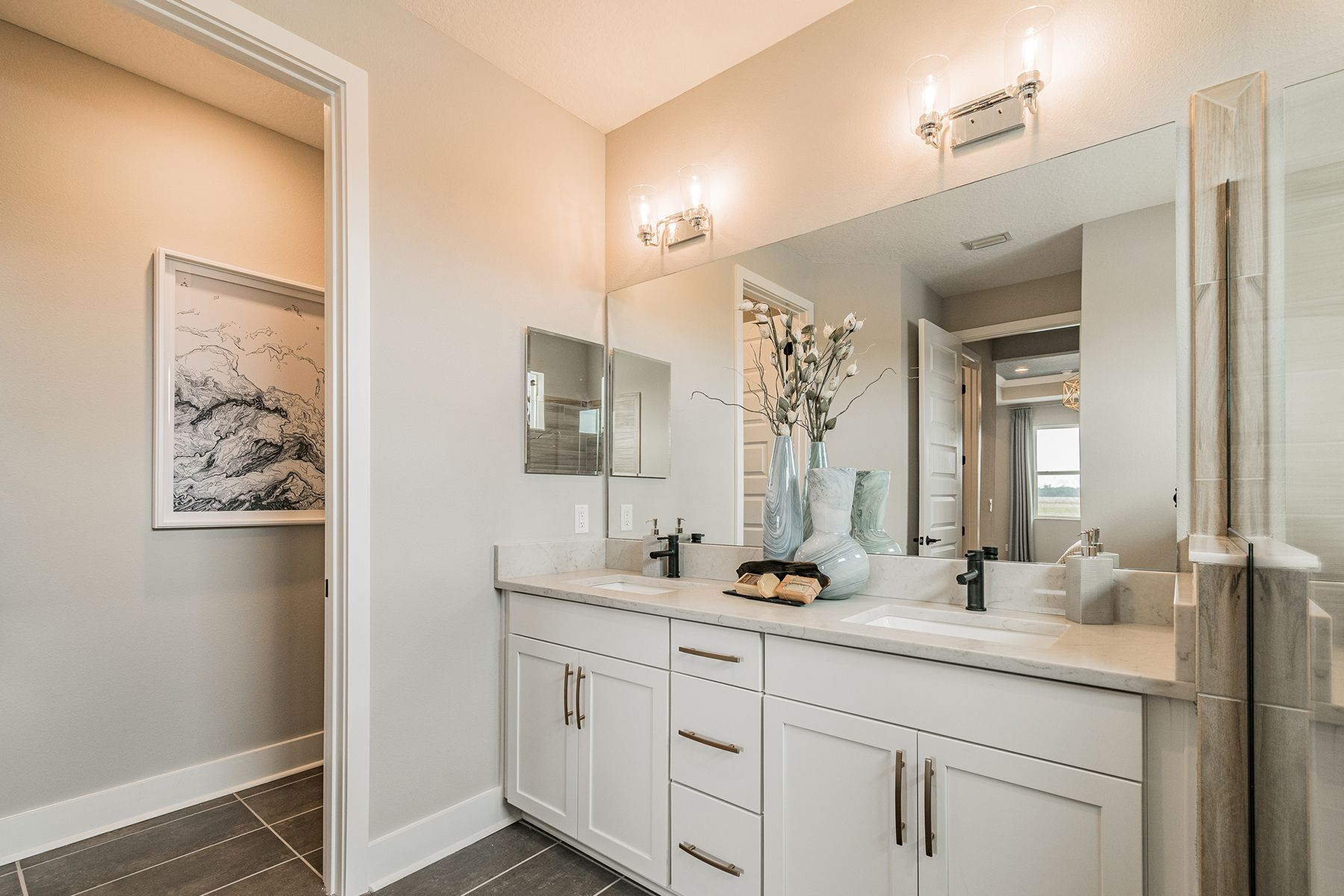 Bathroom featured in the Amelia By M/I Homes in Sarasota-Bradenton, FL