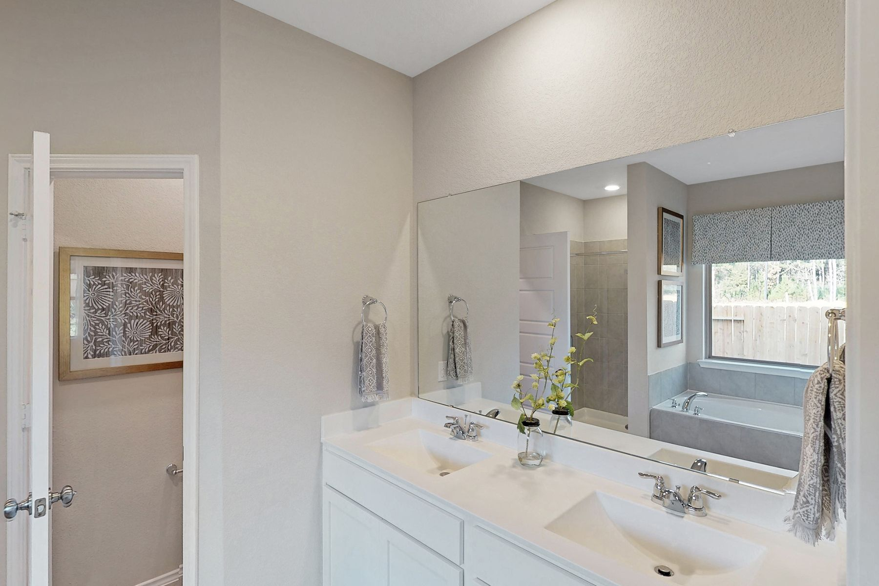 Bathroom featured in the Magellan By M/I Homes in Houston, TX