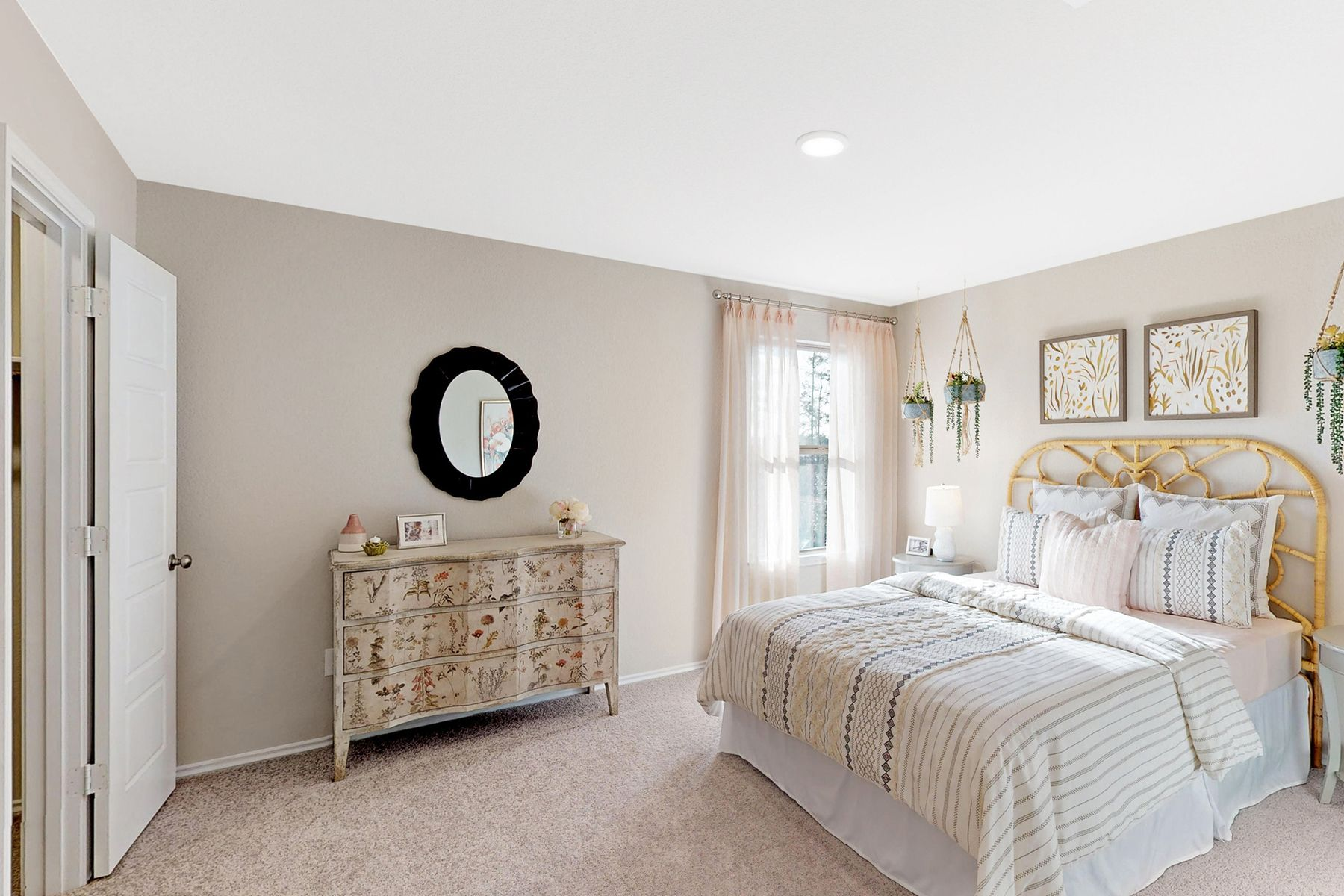 Bedroom featured in the Magellan By M/I Homes in Houston, TX