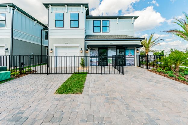 Sienna Park Townhomes Exterior