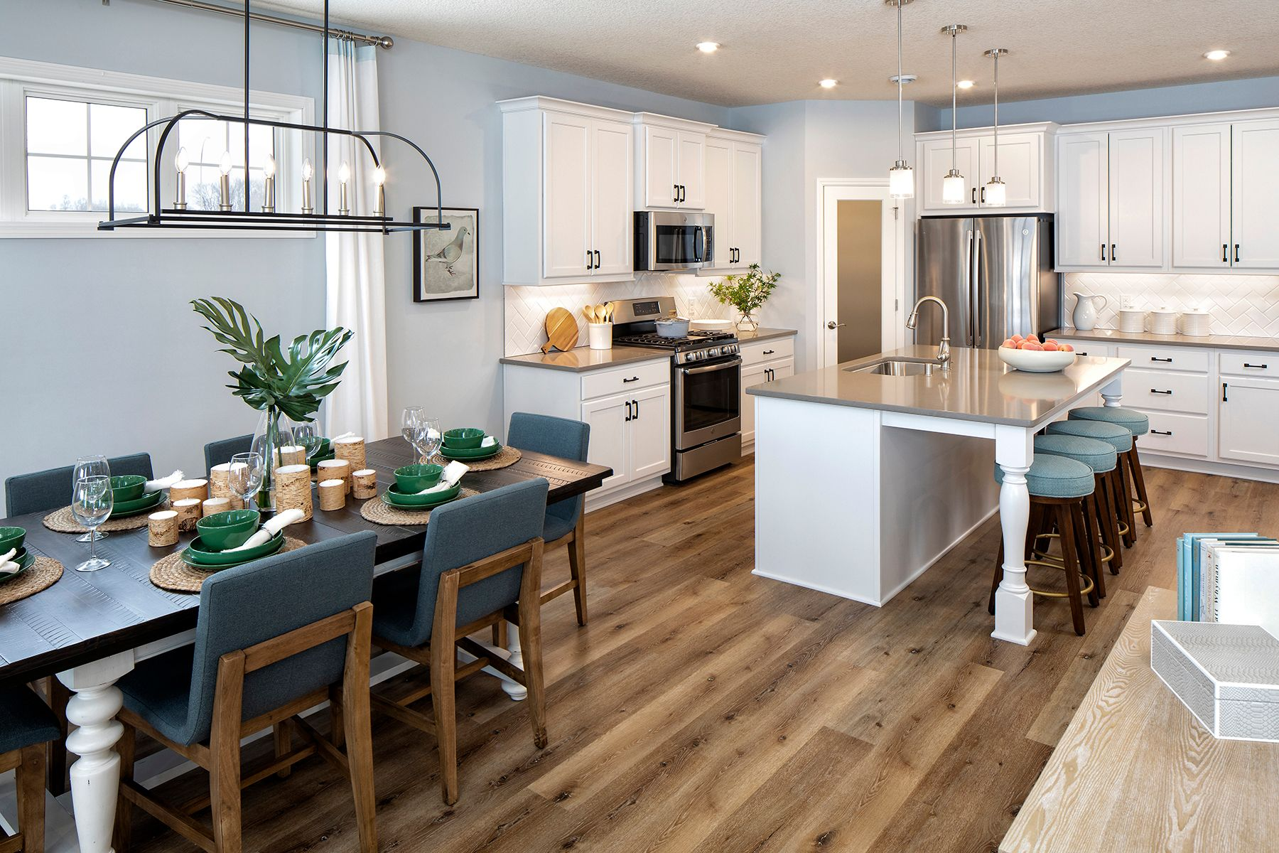 Kitchen featured in the Cedarwood By M/I Homes in Minneapolis-St. Paul, MN