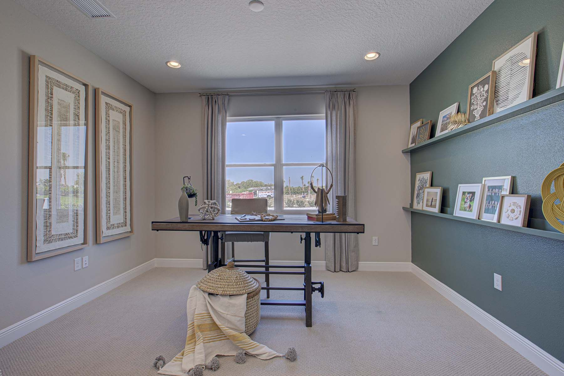 Living Area featured in the Crystal By M/I Homes in Sarasota-Bradenton, FL