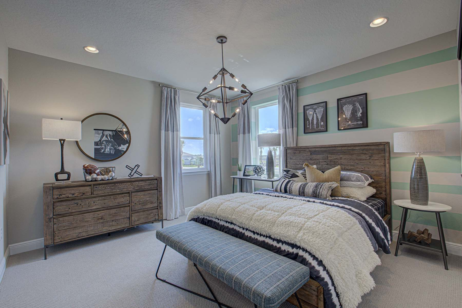 Bedroom featured in the Crystal By M/I Homes in Sarasota-Bradenton, FL