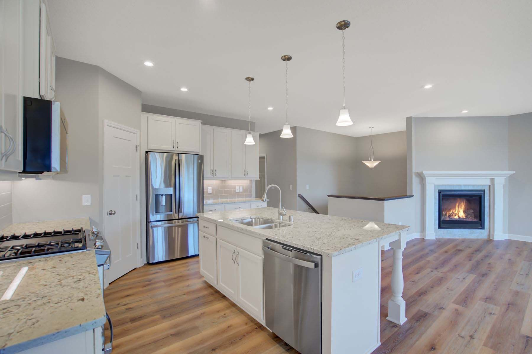 Kitchen featured in the Graystone By M/I Homes in Minneapolis-St. Paul, MN