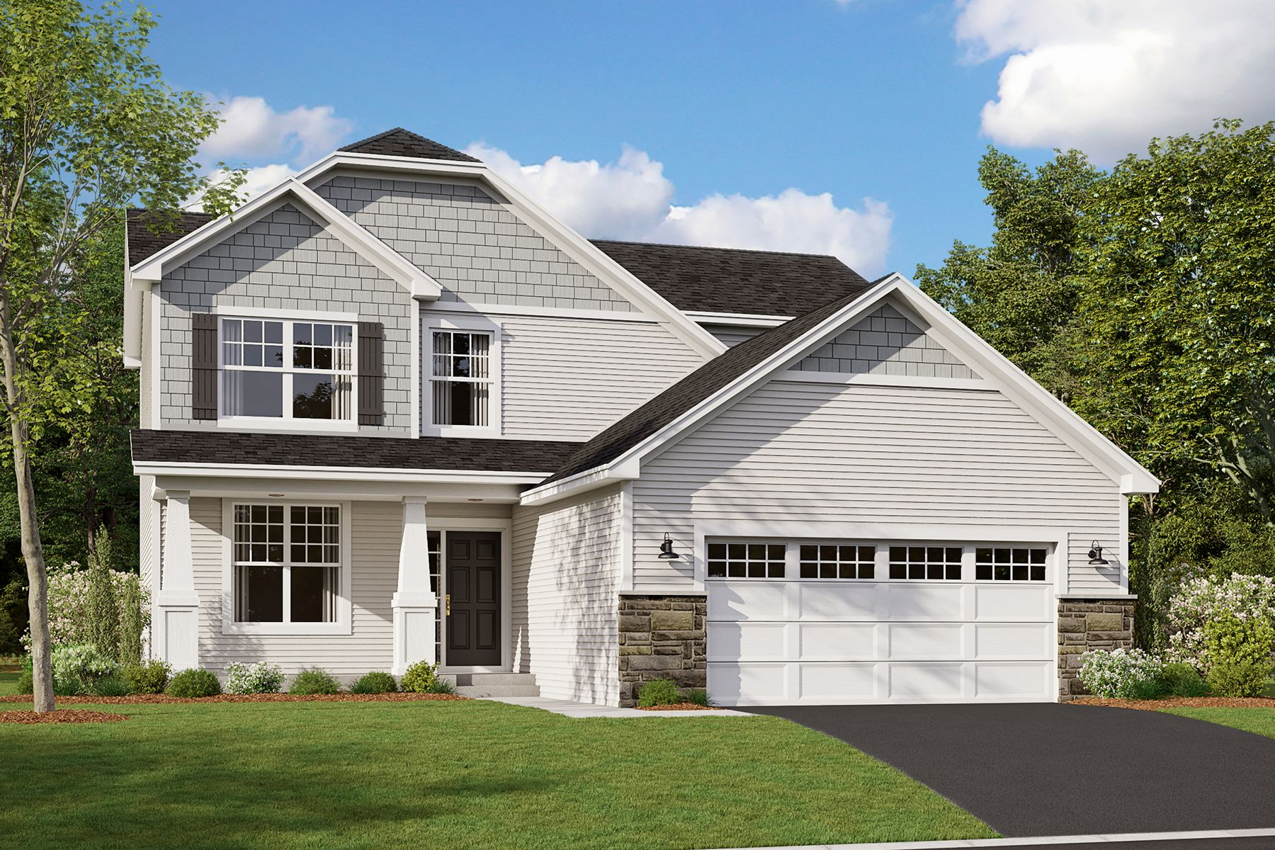 Exterior featured in the Canton By M/I Homes in Minneapolis-St. Paul, MN
