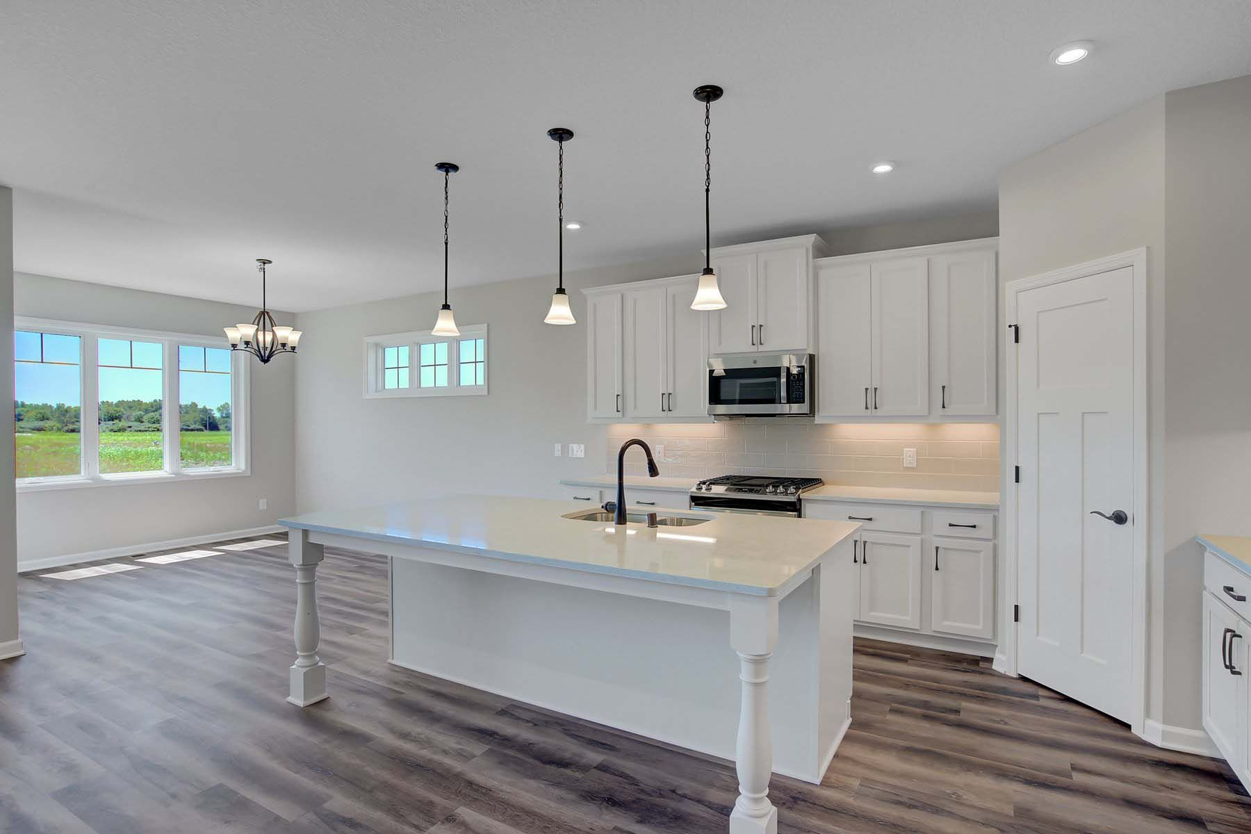 Kitchen featured in the Sycamore By M/I Homes in Minneapolis-St. Paul, MN