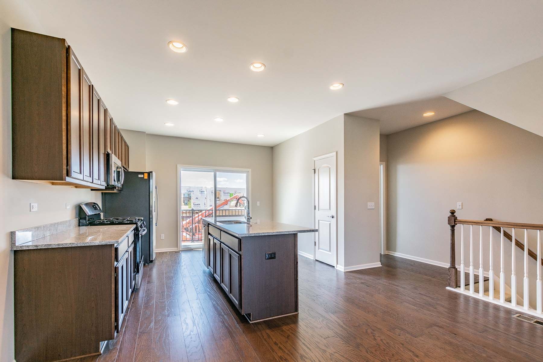 Kitchen featured in the Maybury By M/I Homes in Detroit, MI