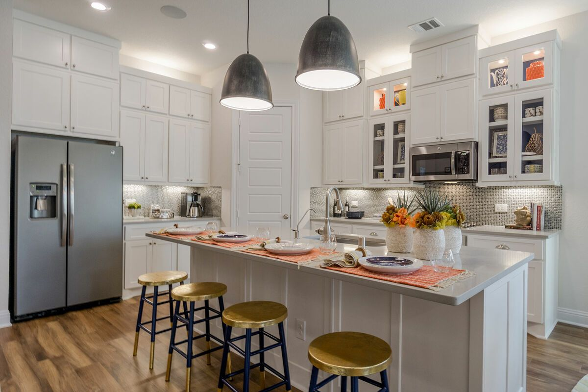 'Woodson's Reserve' by M/I Homes-Houston in Houston