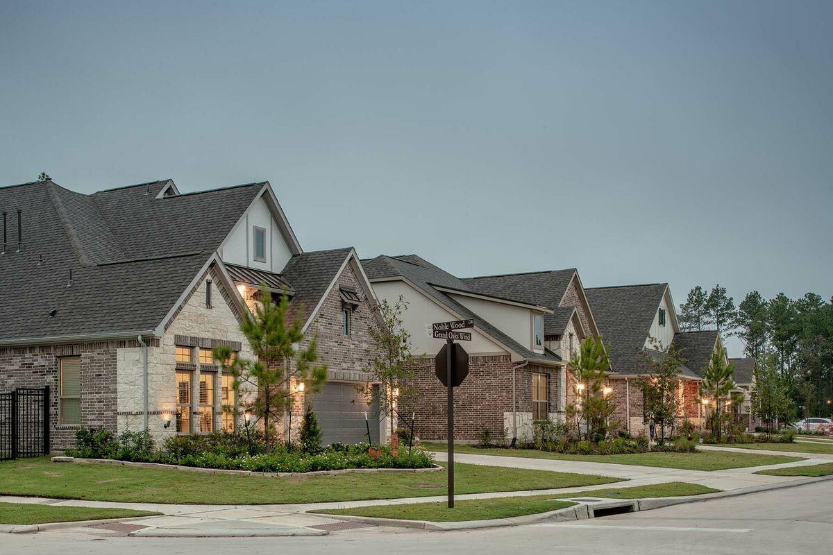 'Bridgeland' by M/I Homes-Houston in Houston