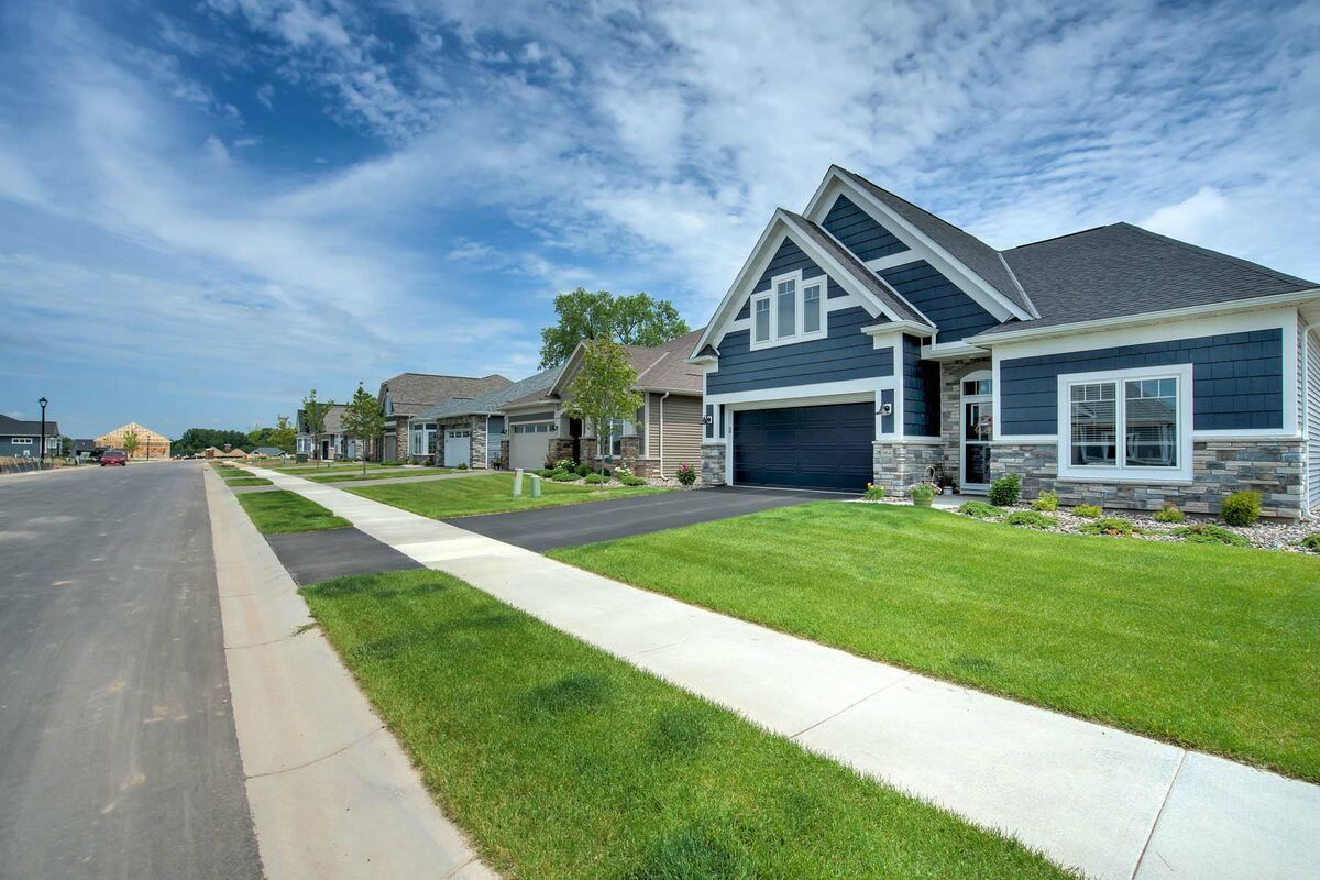 'Bailey Meadows' by M/I Homes-Minneapolis in Minneapolis-St. Paul
