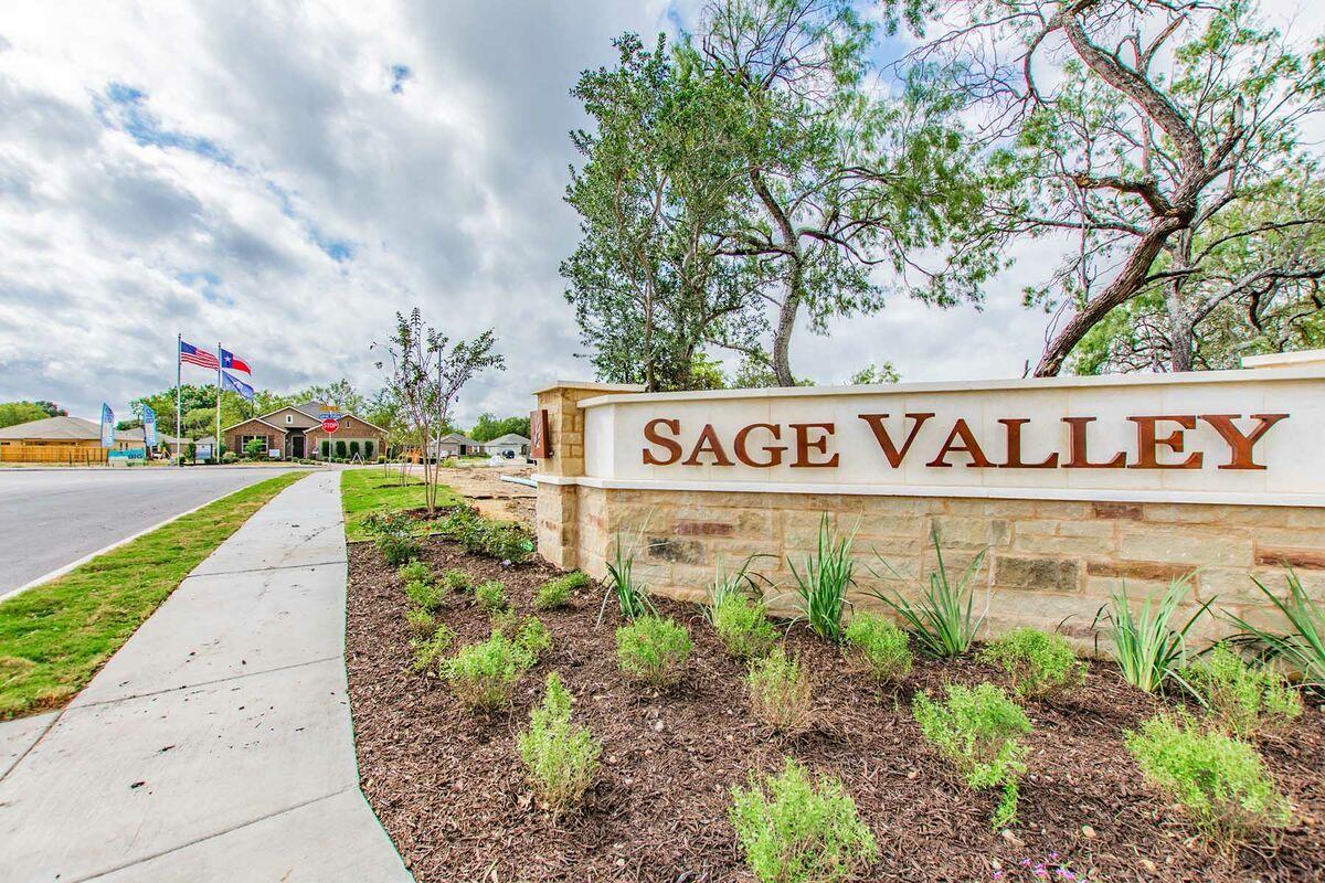 'Sage Valley' by M/I Homes-San Antonio in San Antonio