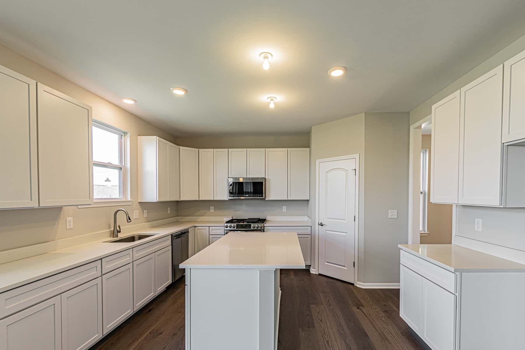 Kitchen featured in the Fairbanks By M/I Homes in Detroit, MI