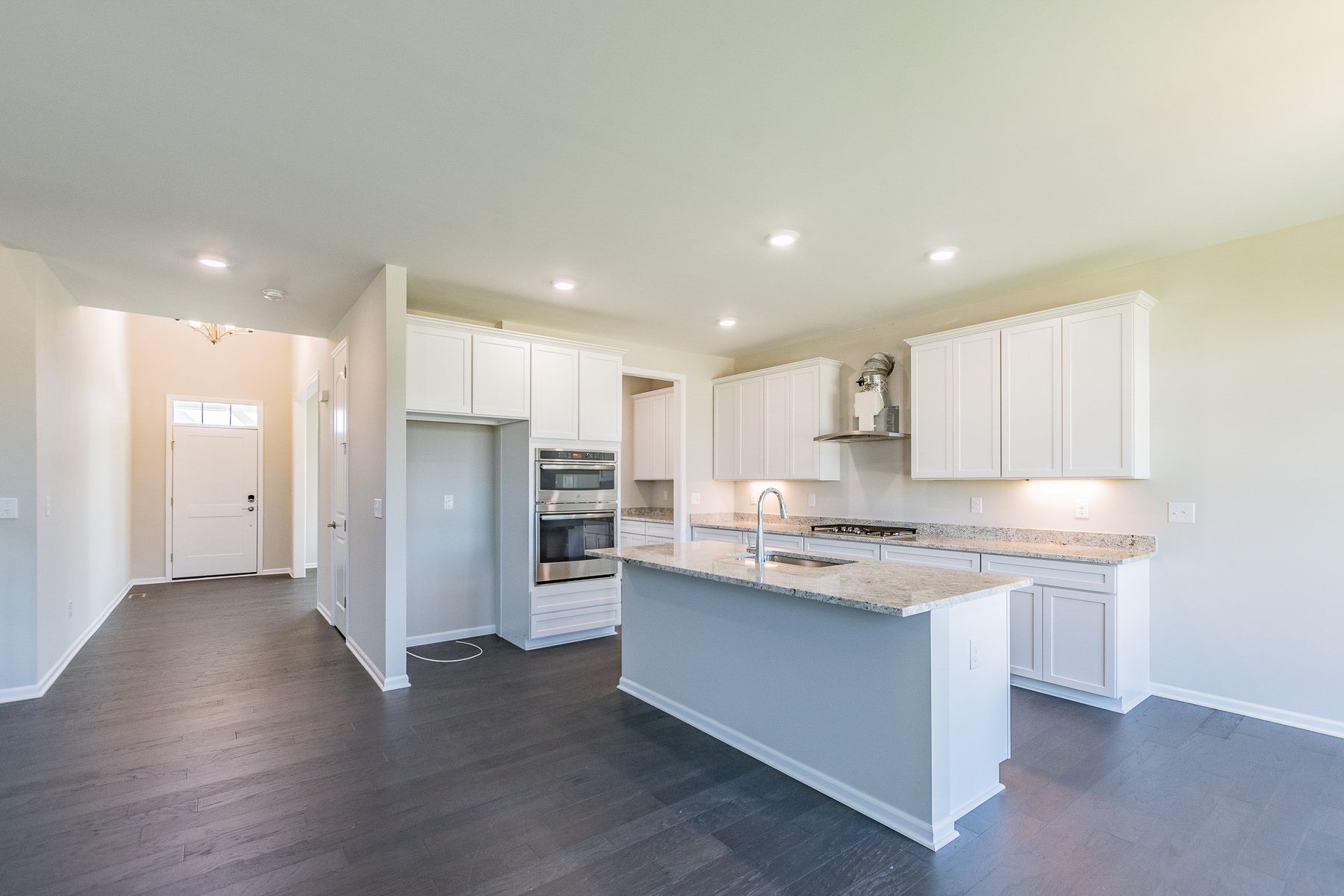 Kitchen featured in the Lyndale By M/I Homes in Detroit, MI
