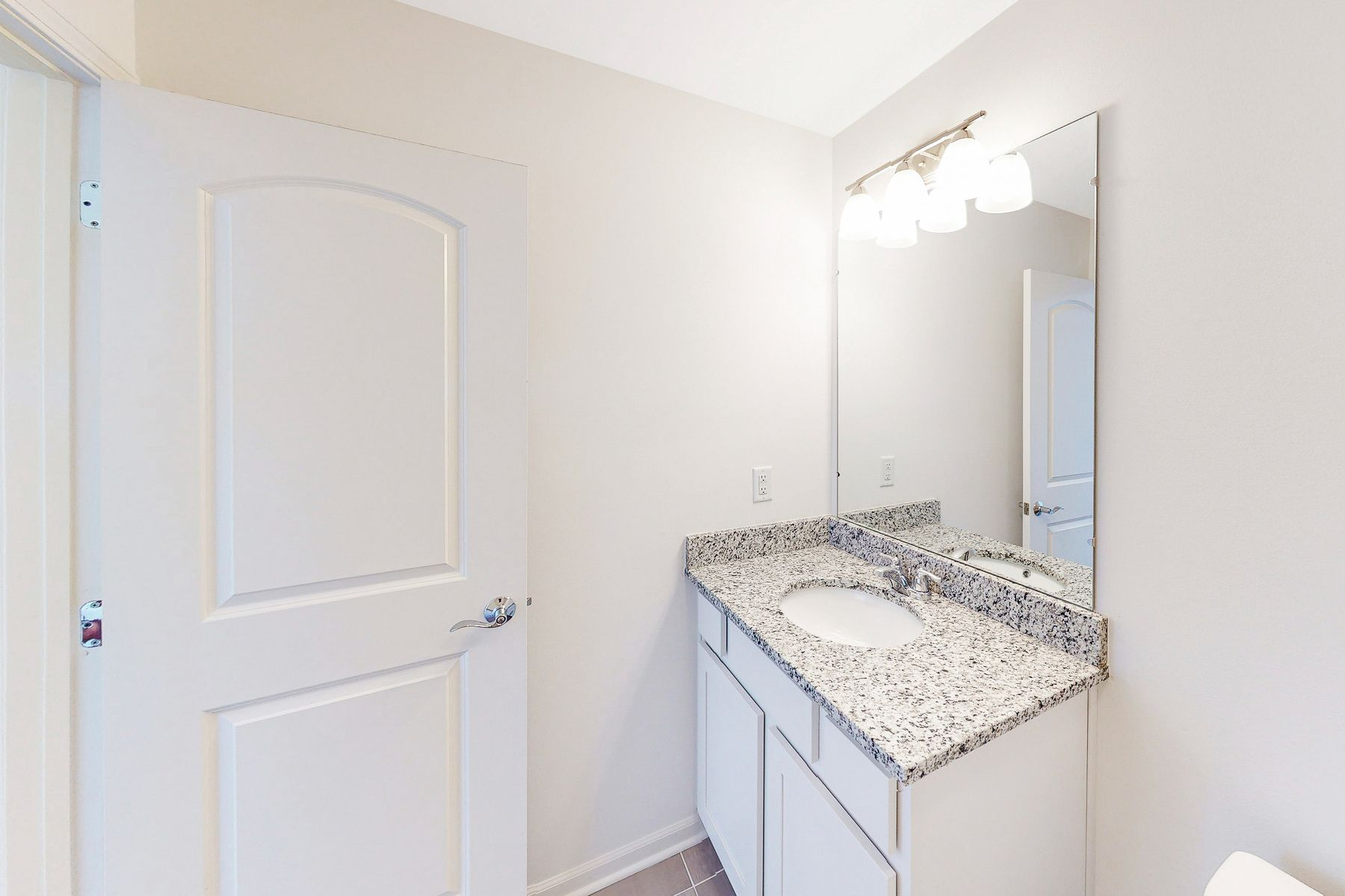 Bathroom featured in the Aria - B End Unit By M/I Homes in Detroit, MI