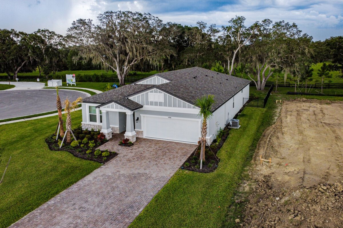 'Riverside Preserve' by M/I Homes-Sarasota in Sarasota-Bradenton