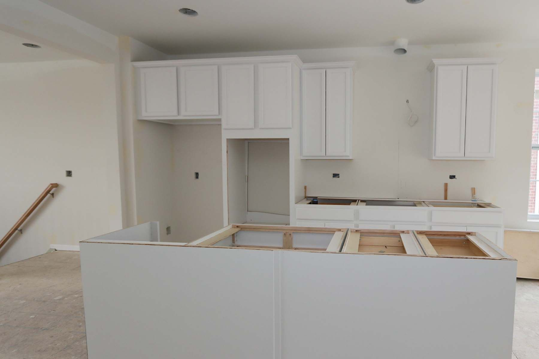 Kitchen featured in the Maplewood By M/I Homes in Detroit, MI