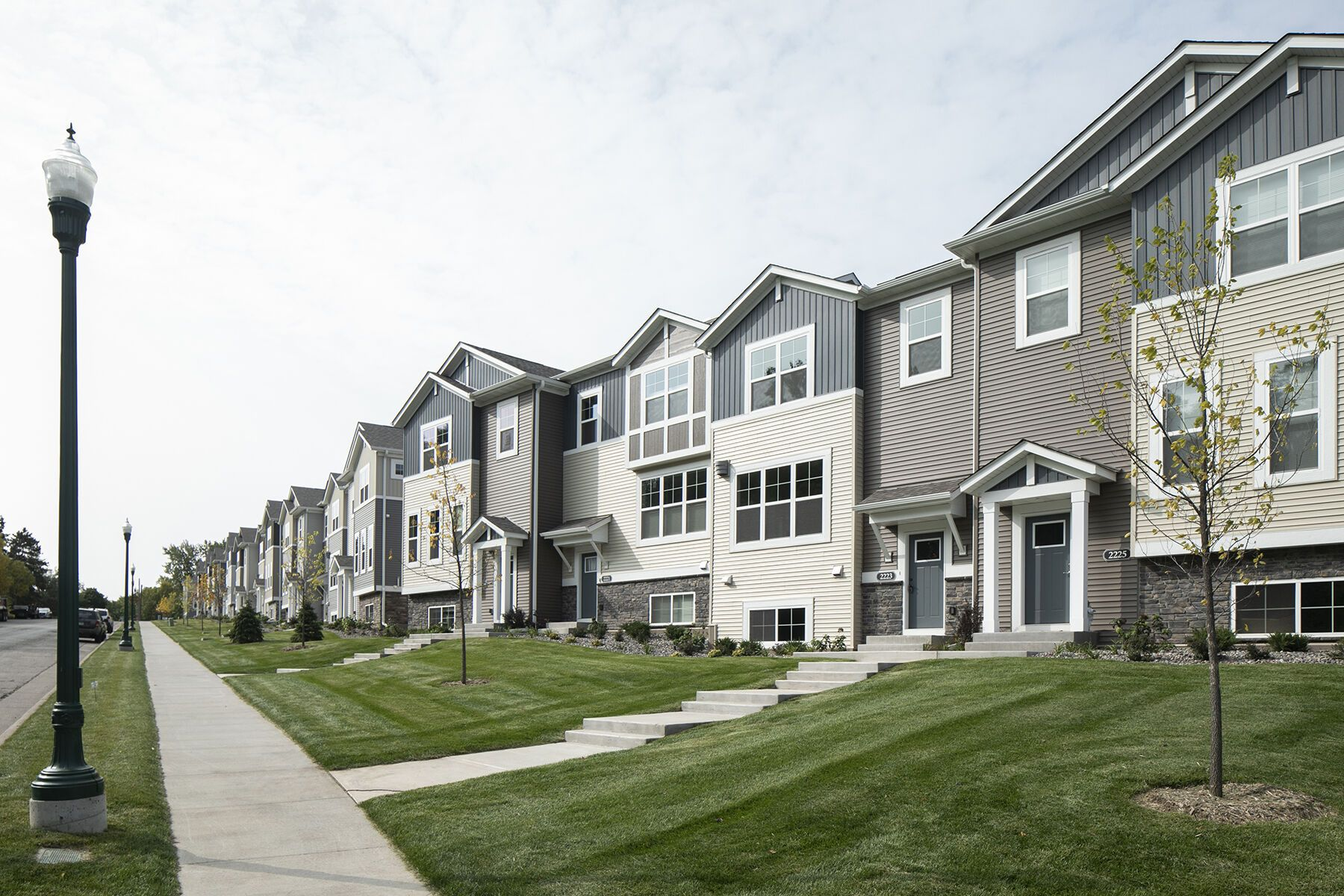 'Gateway at McKnight' by M/I Homes-Minneapolis in Minneapolis-St. Paul