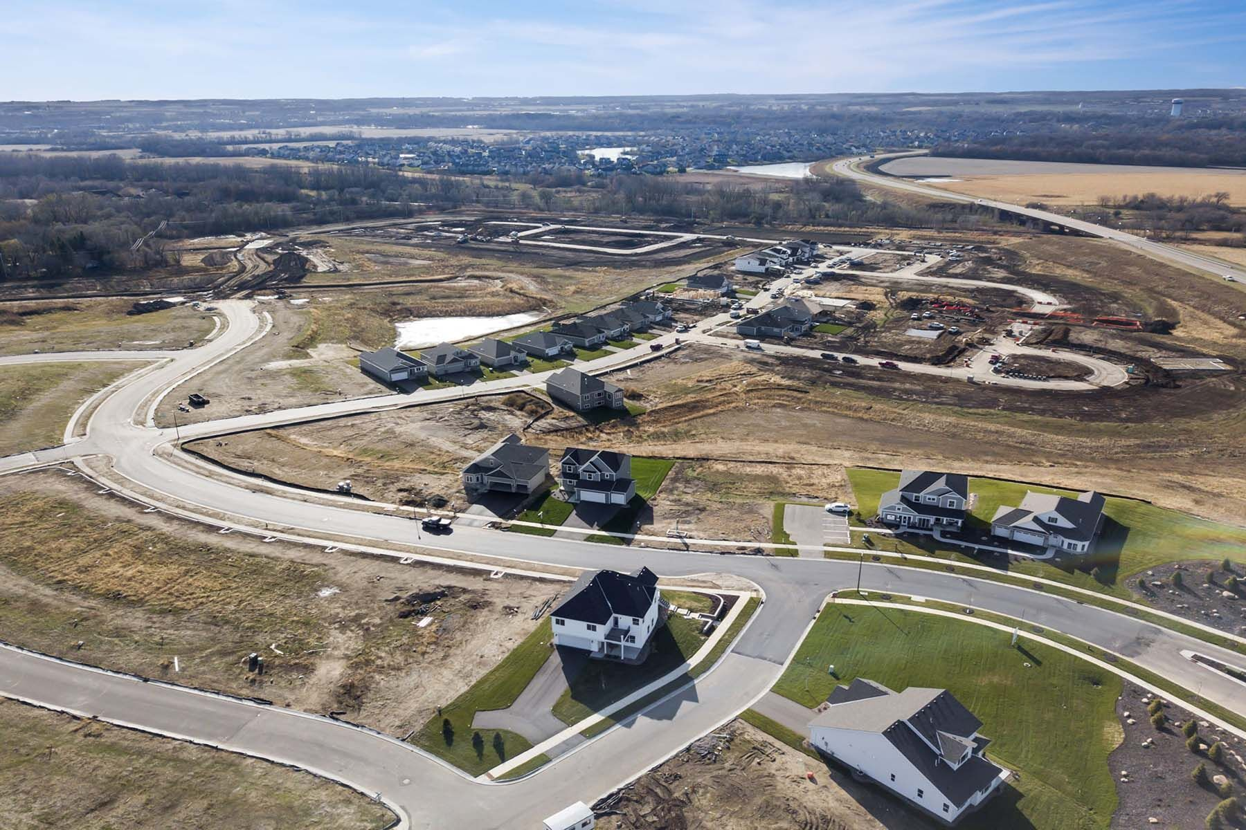 'North Creek' by M/I Homes-Minneapolis in Minneapolis-St. Paul