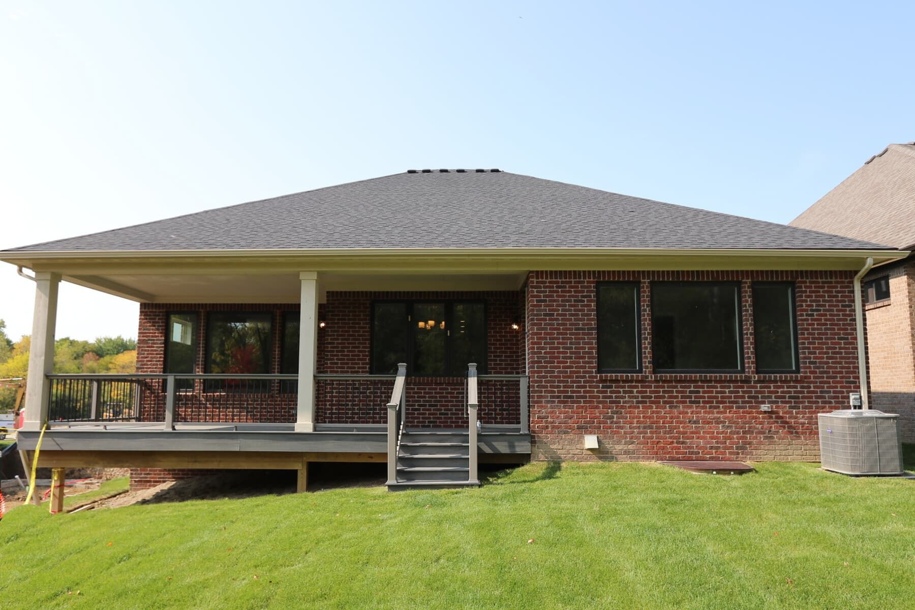 Exterior featured in the Liberty By M/I Homes in Detroit, MI