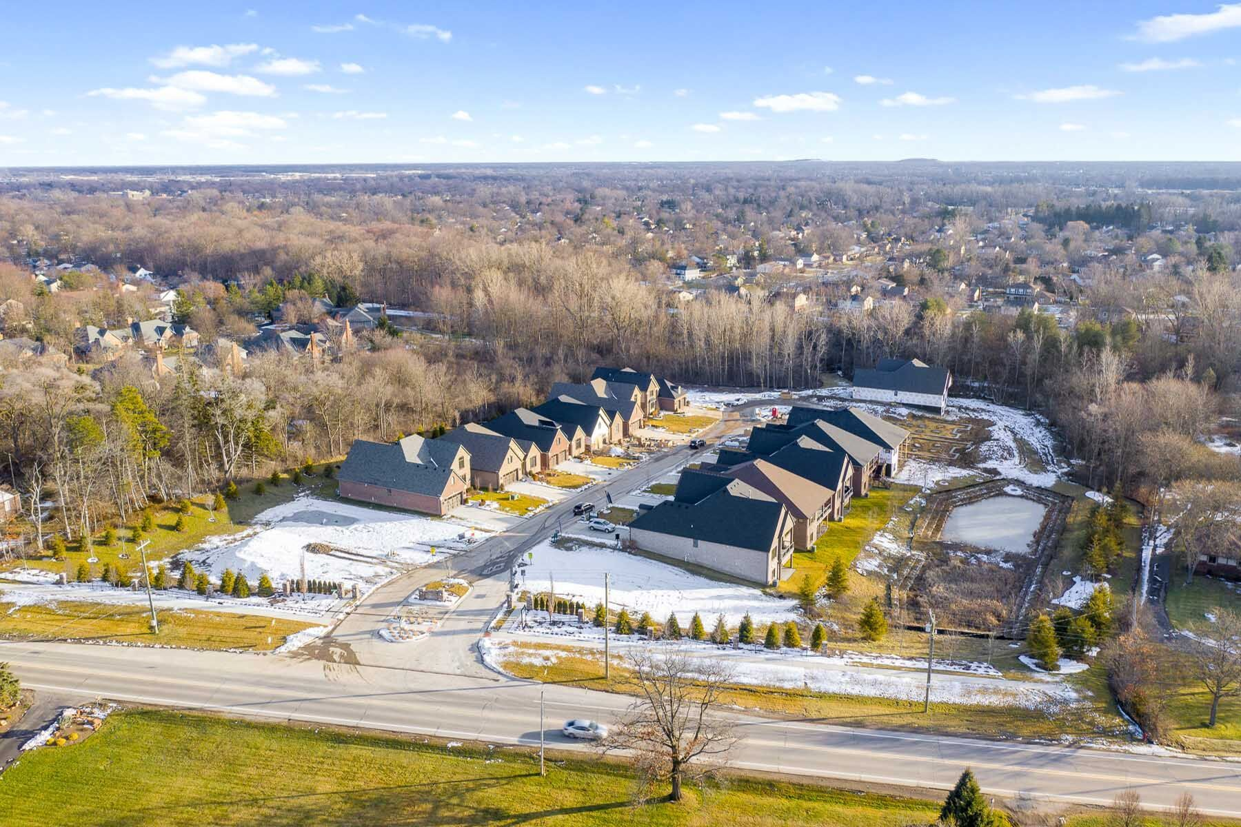 'Tuscany Reserve' by M/I Homes-Michigan in Detroit