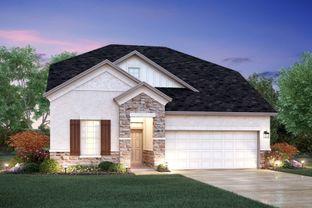Braford - Hills at Estancia: Austin, Texas - M/I Homes