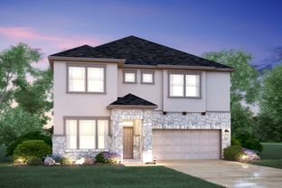 Randall - Hills at Estancia: Austin, Texas - M/I Homes
