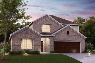 Barbosa - Verandah: Royse City, Texas - M/I Homes