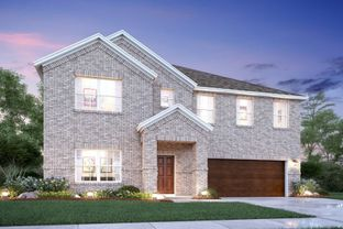 Columbus - Forest Brook: Mansfield, Texas - M/I Homes