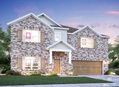 Columbus - Auburndale: Melissa, Texas - M/I Homes