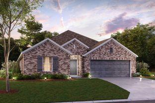 Ellsworth - Prairie Ridge: Venus, Texas - M/I Homes