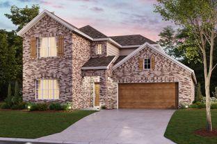 Livingston - Copper Creek: Fort Worth, Texas - M/I Homes