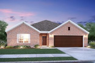 Moscoso - Prairie Ridge: Venus, Texas - M/I Homes