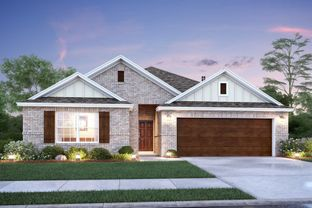 Moscosco - Mustang Crossing: Alvin, Texas - M/I Homes