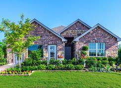 Pizarro - Auburndale: Melissa, Texas - M/I Homes