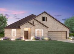 Angelina - Berkshire: Fort Worth, Texas - M/I Homes